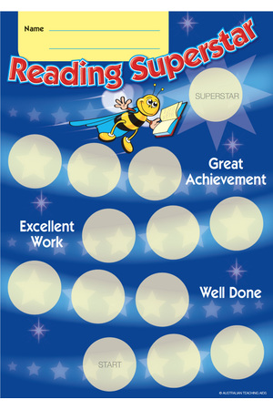 Reading Superstar - Achievement Awards