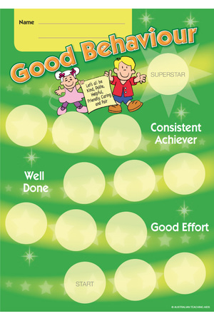 Good Behaviour - Achievement Awards