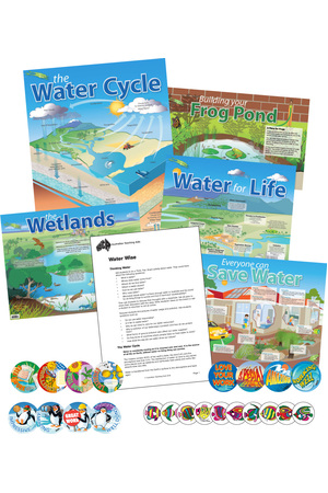 Water For Life - Activity Pack