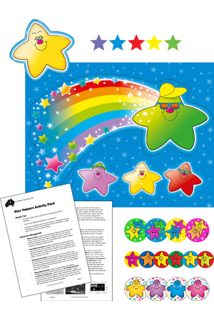 Star Helpers - Activity Pack