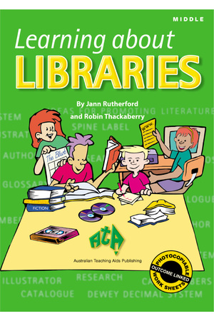 Learning About Libraries - Middle