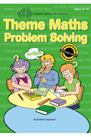Theme: Maths Problem Solving - Book 2 (Ages 9-10)