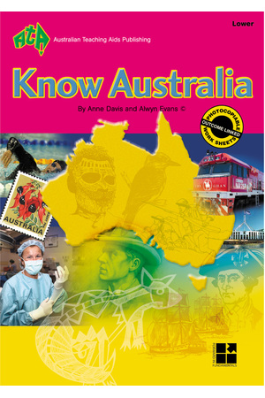 Know Australia - Book 1 (Lower)