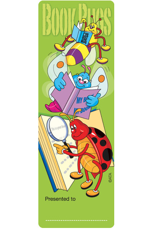 Book Bugs - Bookmarks (Pack of 35)
