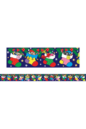 Christmas - Large Borders (Pack of 12)
