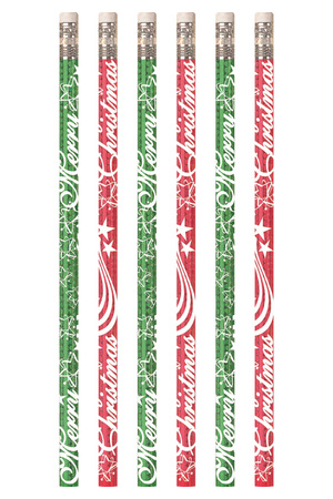 Christmas Glitters - Pencils