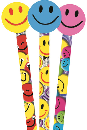 Smiles - Pencil Toppers