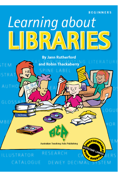Learning About Libraries - Beginners