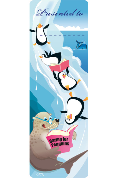 Ocean Play - Bookmarks (Pack of 35)